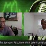 🏈 Legends: Bobby Jackson FSU, New York Jets Cornerback with Bobby Butler
