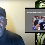 🏈 NFL History Special: Bruce Matthews, OT, Tennessee Titans with Vincent Turner